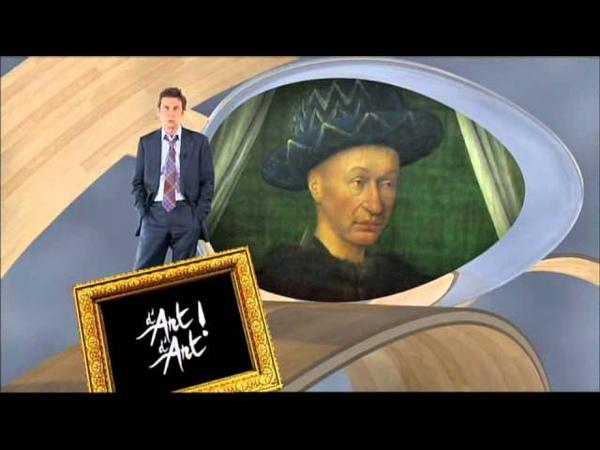 Jean Fouquet Portrait de Charles VII Clip1