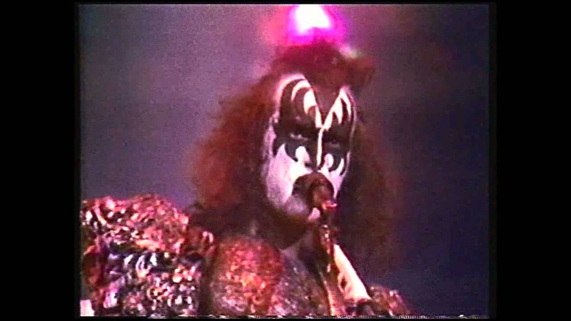 KISS Detroit Rock City Rock And Roll All Nite Largo Dynasty Tour 7 8 79