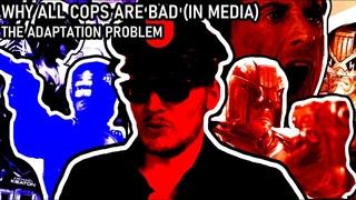 COPAGANDA: Judge Dredd & RoboCop   Jack Saint