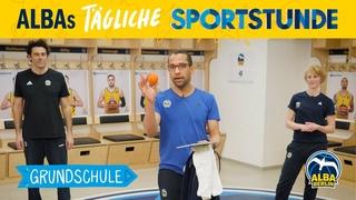 Grundschule 2 Koordination Rhythmus ALBAs tgliche Sportstunde