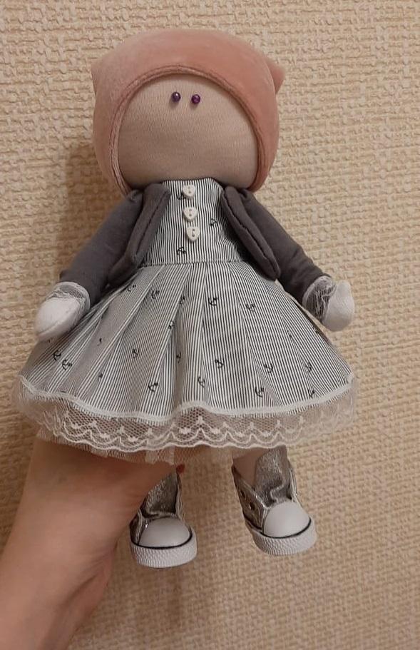 Делаем куклу вместе с Анной Вальковой, изображение №17