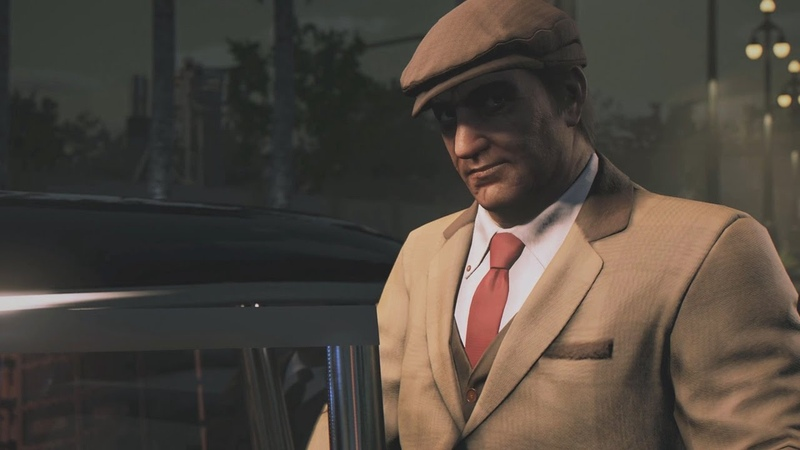 Mafia 3 Joe Barbaro And Leo Galante Appearance Joe Is Alive