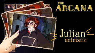 Julian the Arcana animation opening || Panic at the Disco || House of memories animation