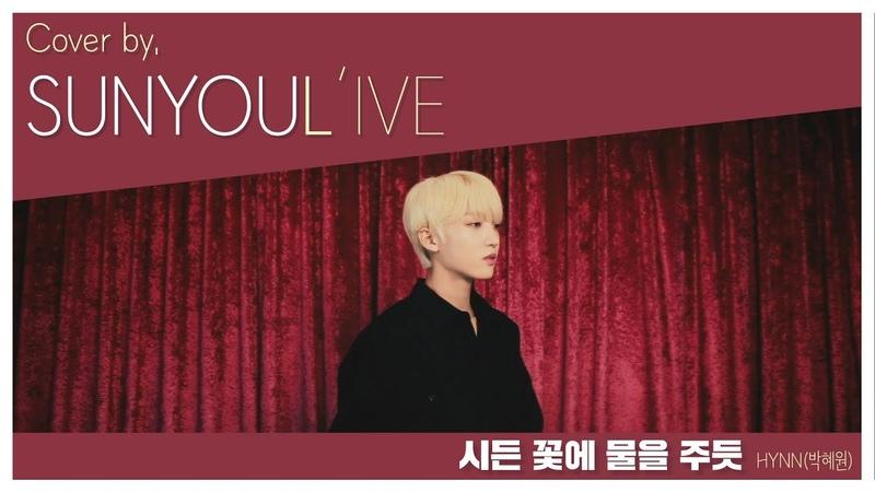 [SUNYOUL'IVE] HYNN(박혜원) - 시든 꽃에 물을 주듯 [Cover by. 업텐션 선율]