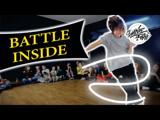 Battles Inside - Dance Fam