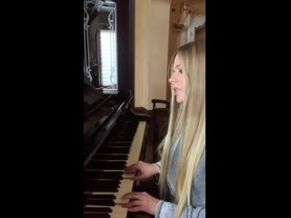 Avril Lavigne - It Was in Me (Instagram Live)