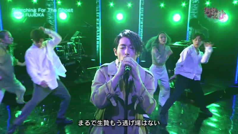 [Live] Searching For The Ghost (SHIBUYA NOTE / 2019.12.01)