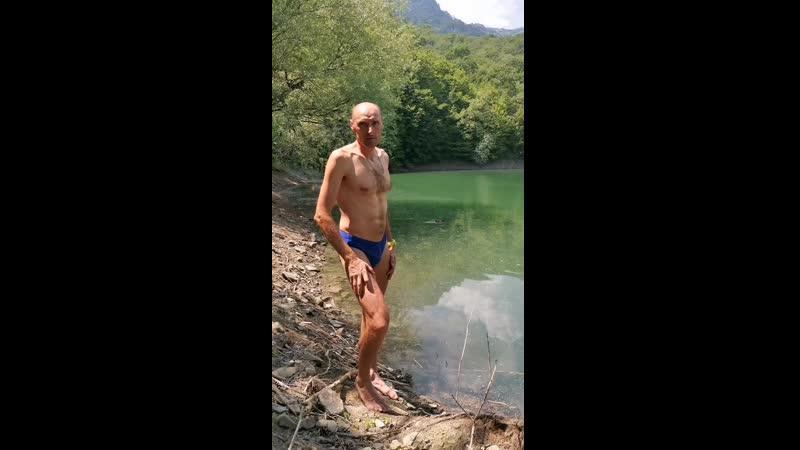 Горное озеро над Гурзуфом 05 07 2020