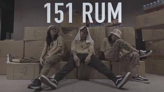 151 Rum   Melvin Timtim x Apple Yang choreography   Freestyle