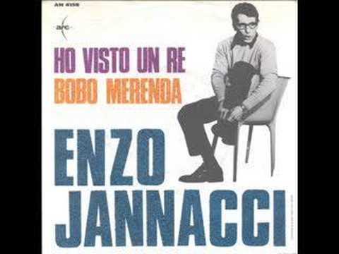 Ho visto un re Enzo Jannacci