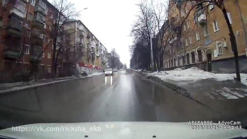 Екатеринбург Проездка по городу Уралмаш Сортировка ВИЗ Эльмаш