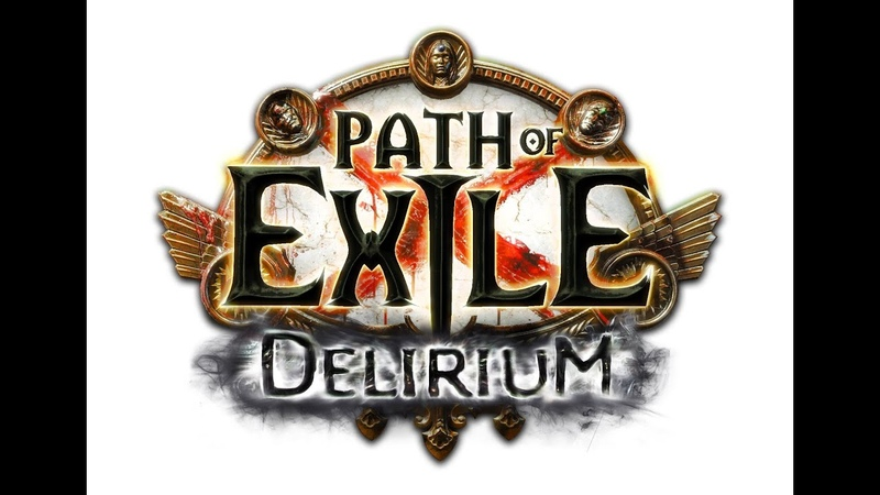 Path of exile Делириум слитый анонс