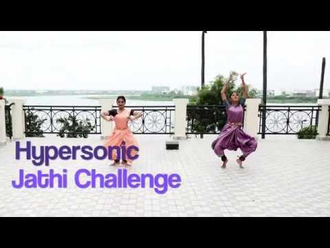 Hypersonic Jathi Challenge by Kavya Muralidaran Simran Sivakumar