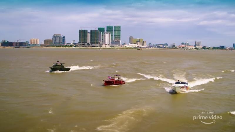 The Grand Tour Presents Seamen Official Trailer rus AlexFilm