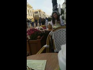 Крым, кофе, летняя веранда. Анонс бесплатного занятия йогой со мной
