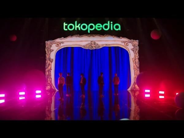 Tokopedia x Tomorrow X Together Blue Hour di TokopediaWIB TV Show 25 Maret 2021