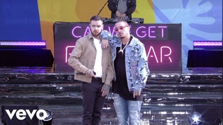 Liam Payne, J. Balvin - Familiar (Live On Good Morning America / 2018)