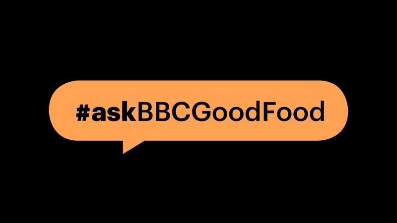 BBC Good Food AskBBCGoodFood Q A Live Baking