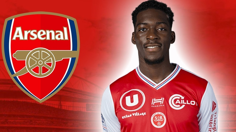 This Is Why Arsenal Want To Sign Axel Disasi 2020 Crazy Defending Skills Passing Reims HD