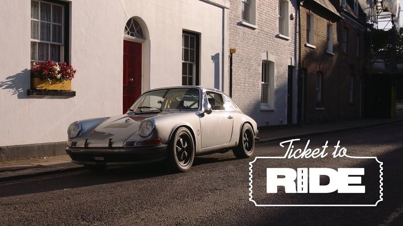 1970 Porsche 911T Ticket to Ride