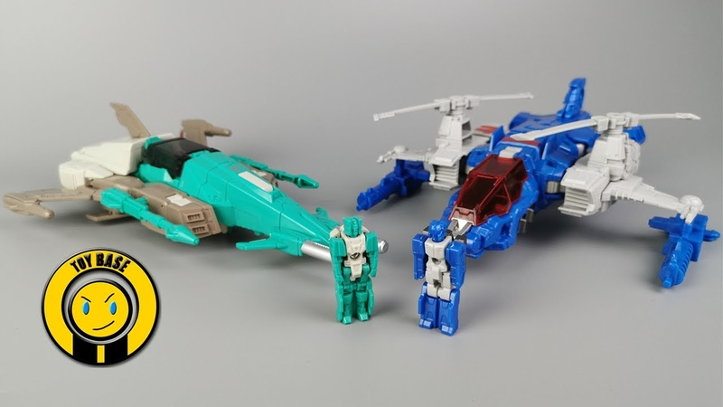 G1 Cartoon Series Transformers The Headmasters Highbrow Brainstorm Aircraft Helicopter robot toys
