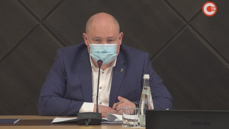 Михаил Развожаев подписал указ по ослаблению ограничительных мер СЮЖЕТ