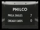 NFL Championship 1948 12 19 48 Chicago Cardinals at Philadelphia Eagles mpg Output 1