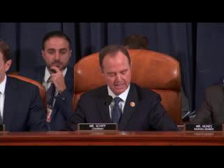 Слушания по импичменту президента Трампа: показания в Конгрессе США дают Александр Виндман и Дженнифер Уильямс