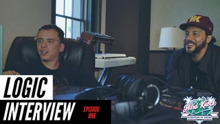 Logic on No Pressure, Retirement, Being a Father, Not Feeling Good Enough, Ultra 85, Mixtape for Son