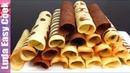 Печенье СИГАРЫ или ТРУБОЧКИ Хрустящие и Вкусные Любимый рецепт печенья 101 ДАЛМАТИНЕЦ