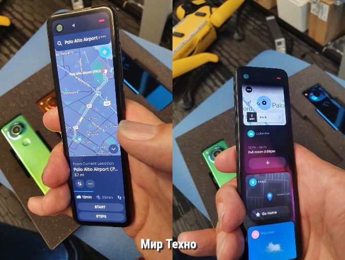 Создатель Android показал прототип нового смартфона