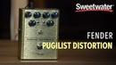 Fender Pugilist Distortion Pedal Demo