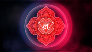 ROOT CHAKRA HEALING with Soft Hang Drum Music | Let go of Worries, Anxiety and Fears