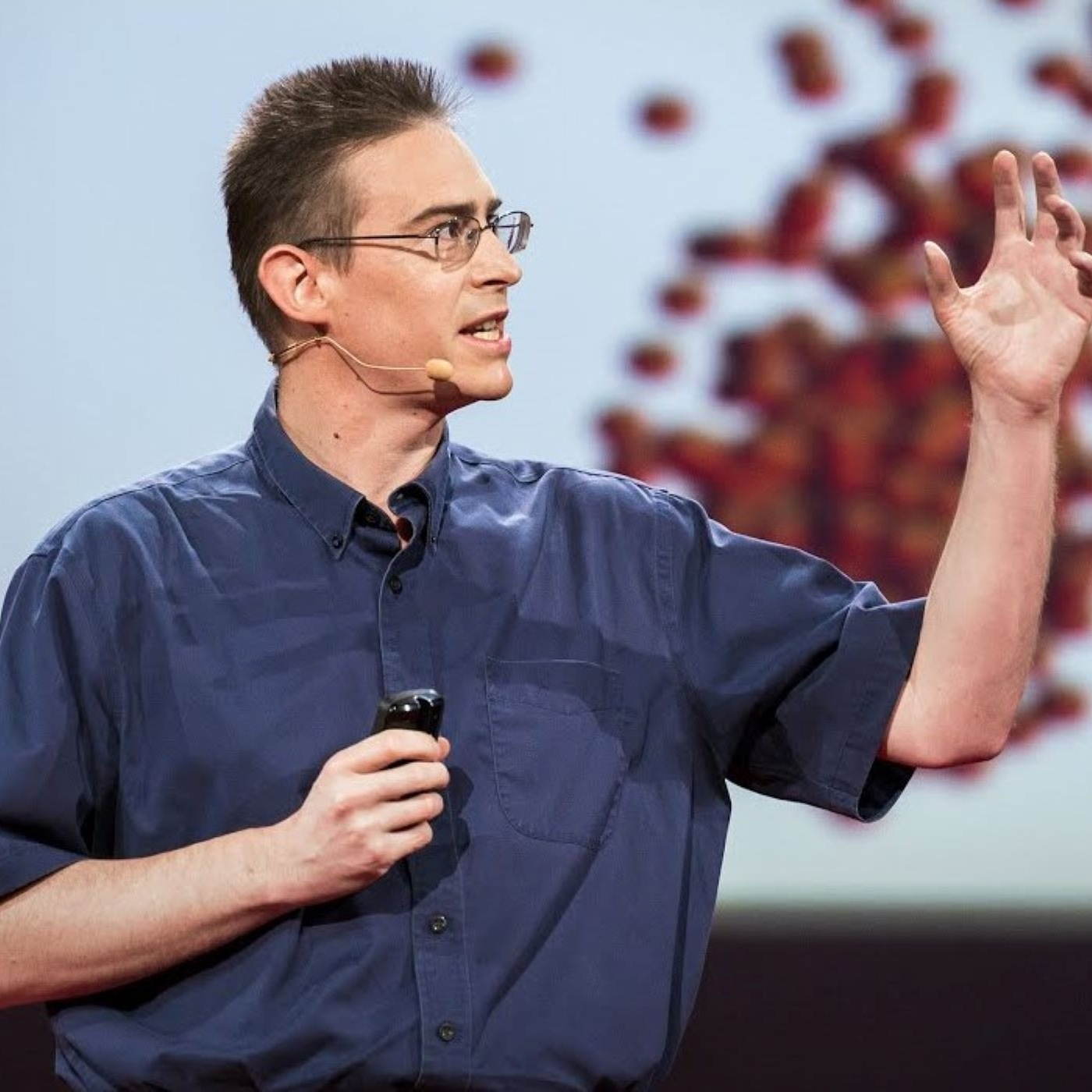 Как наши микробы делают нас теми, кто мы есть (Роб Найт)