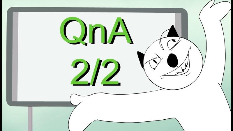 Minecraft for Noobs Cartoon : QnA 2 2 Shocking content