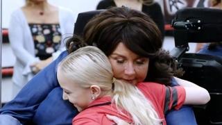 Lilliana & Pressley GET ALDC JACKETS   Dance Moms   Season 8, Episode 13