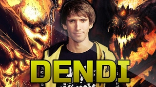 Dendi Boss The Dota Legend We All Respect & Love - EPIC Shadow Fiend Gameplay Compilation Dota 2