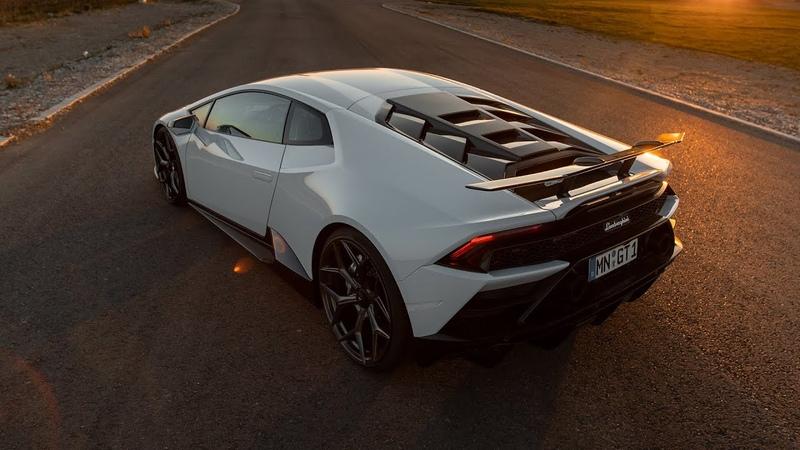 Novitec Lamborghini Huracan EVO Exhaust
