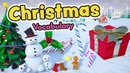 Christmas vocabulary in English for kids Christmas words