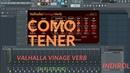 COMO TENER VALHALLA VINTAGE REVERB EN FL STUDIO 1