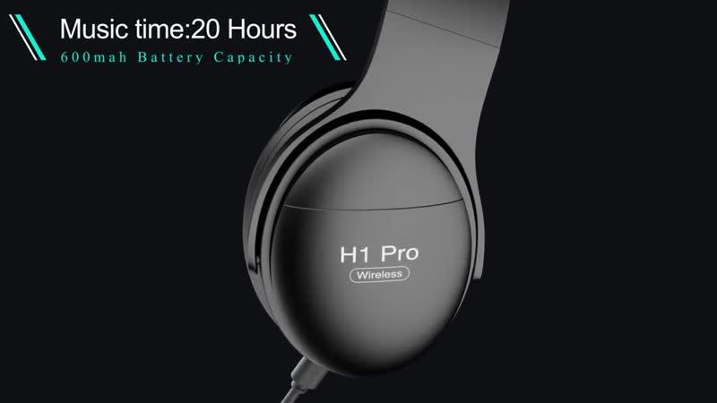 AWI H1 Pro. Беспроводные Bluetooth наушники