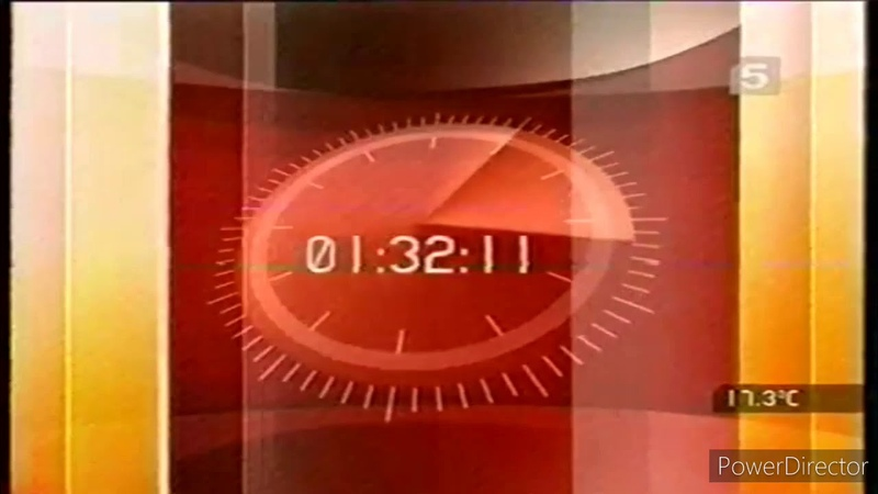 РАРИТЕТ Конец эфира Пятый канал Петербург 2005 год