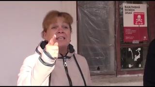 Мыженедураки! — жители Золотого объясняют украинским сми, ктонасамом деле понимстреляет