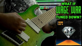What If WAGE WAR Tuned Down? (7/8/9 String Guitar Riff Compilation)