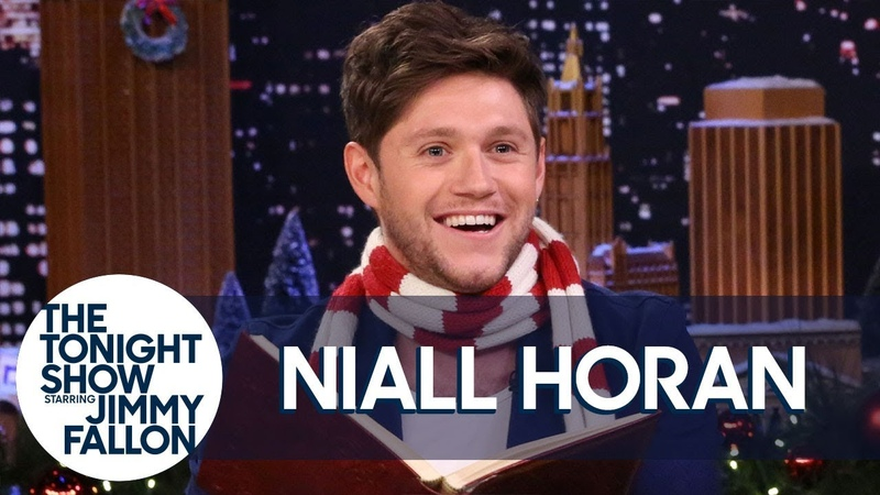 Niall HoranReads 'Twas the Night Before Christmas in Seven Different Accents