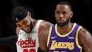 Los Angeles Lakers vs Portland Trail Blazers Full Game Highlights Dec 6 2019 20 NBA Season