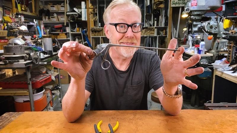 Adam Savage's Favorite Tools Extended Grabber Micro Forceps