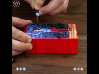 Пробуем простые и классные лайфхаки с кубиками лего