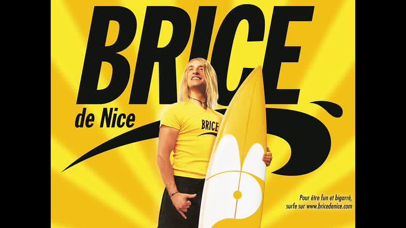 Брис Великолепный Brice de Nice 2005 720 закадр Релиз duborig