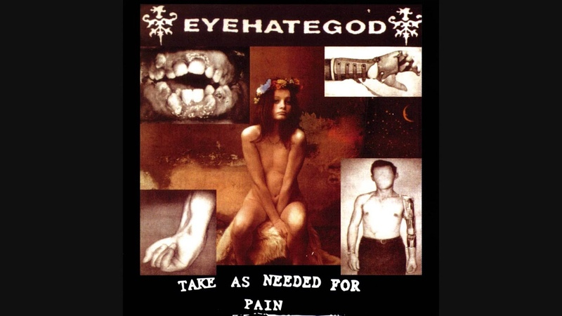 Eyehategod - Take As Needed For Pain (Simulated Speed 45 RPM to 33 RPM) (Full album 1993)